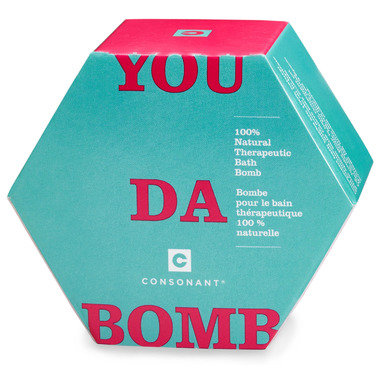 Consonant Skincare Hydrate Bath Bomb