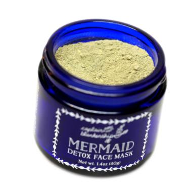 Captain Blankenship Mermaid Detox Mask