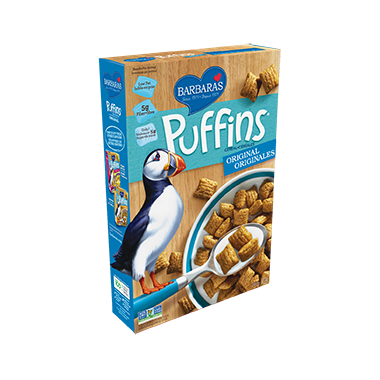 Barbara\'s Original Puffins