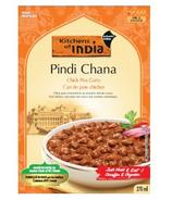 Kitchens Of India Chick Pea Curry Pindi Chana