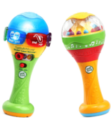 LeapFrog Learn & Groove Shakin' Colours Maracas