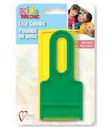 KidsMedic Plastic Lice Combs