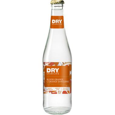 DRY Sparkling Blood Orange Soda