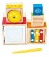 Hape Toys Stacking Music Set