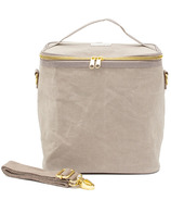 SoYoung Paper Lunch Poche Stone Grey
