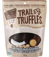 Trail Truffles Coconut Macadamia Truffles