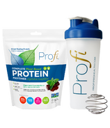 Profi Plant-Based Protein + FREE Shaker Bundle