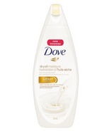 Dove Dry Oil Moisture Nourishing Body Wash