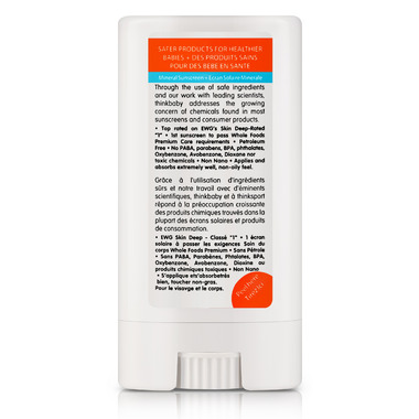 thinkbaby Safe Sunscreen Stick SPF 30+