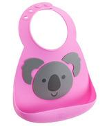 Make My Day Baby Bib Bear With Me