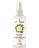 ATTITUDE Super Leaves Hand Sanitizer Orange Leaves