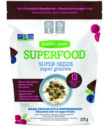 Planet Hemp Superfood Super-Seeds Dark Chocolate and Superberries