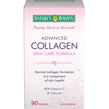 Nature\'s Bounty Advanced Collagen Skin Care Formula