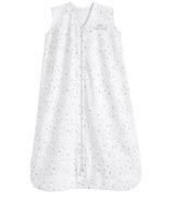 Halo Innovations Sleepsack Wearable Blanket Midnight Moons Grey Cotton