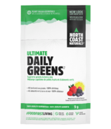 North Coast Naturals Ultimate Daily Greens Mixed Berry & Citrus