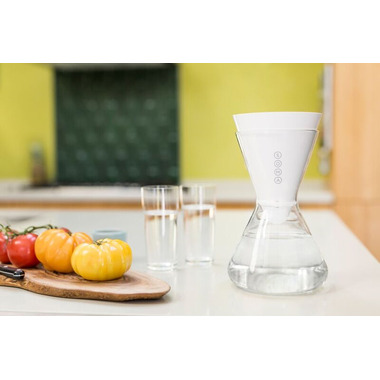 Soma 6 Cup Capacity Glass Carafe With Filter