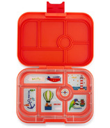 Yumbox Original Saffron Orange