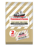 Fisherman's Friend Sugar Free Honey Lemon Lozenges 2 Pack