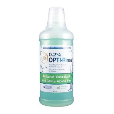 X-PUR OPTI-Rinse 0.2% High Strength Sodium Fluoride Oral Rinse