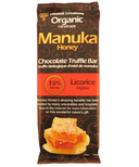 ZibaDel Creations Manuka Honey Chocolate Truffle Bar