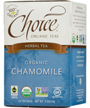 Choice Organic Teas Chamomile Tea