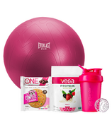 Fitness Lover Gift Bundle Pink