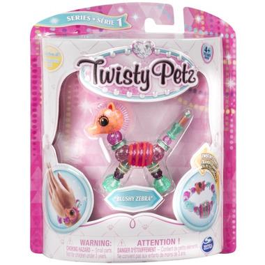 Twisty Petz Blushy Zebra