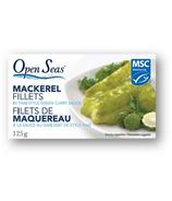 Open Seas Mackerel in Green Thai Curry Sauce