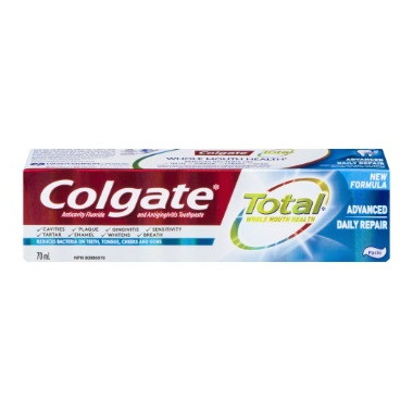 Colgate Total Advanced Daily Repair Toothpaste