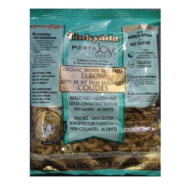 Tinkyada Organic Brown Rice Elbow Pasta