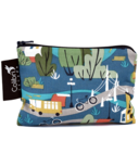 Colibri Reusable Snack Bag Small in Urban Cycle