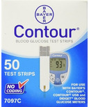 Ascensia Contour Test Strips