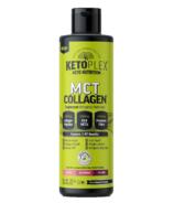 Nuvocare Ketoplex MCT Collagen Vanilla Cream