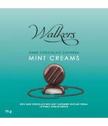 Walker's Chocolates Dark Chocolate Mint Creams