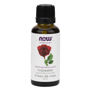 NOW Solutions Rosewater Concentrate
