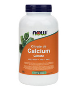 NOW Foods 100% Pure Calcium Citrate Powder