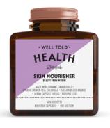 Well Told Health Nourrissant pour la peau
