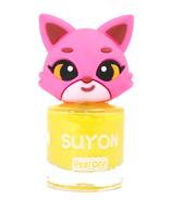 Suyon Nail Polish Stylish Tina Yellow