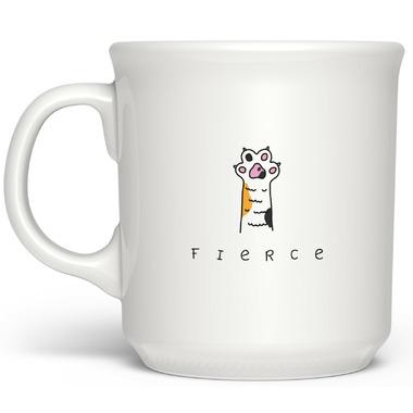 Fred Say Anything Fierce Mug