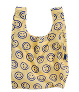 Baggu Standard Baggu Reusable Bag in Goldenrod Happy