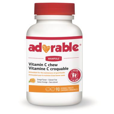 Wampole Adorable Vitamin C Chew