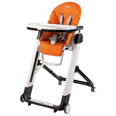 Peg Perego Siesta High Chair Arancia