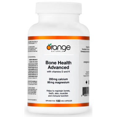 Orange Naturals Bone Health Advanced