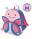 Skip Hop Zoo Packs Little Kid Backpack Butterfly