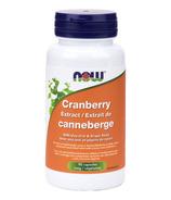 NOW Foods Maximum Strength Cranberry Extract