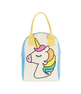 Fluf Zippered Lunch Unicorn