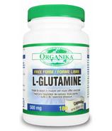 Organika L-Glutamine Free Form
