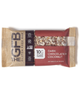 The GFB Gluten Free Bar Dark Chocolate Coconut