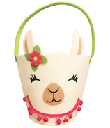 Cupcakes & Cartwheels Magical Easter Basket Llama