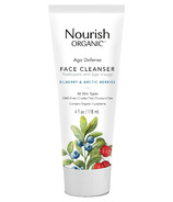 Nourish Organic Age Defense Face Cleanser